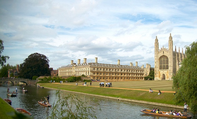 Cambridge on track to meet state school admissions target after 1.3 per cent rise