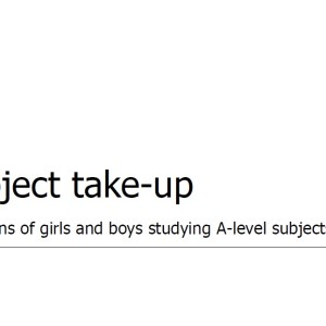 ALevelTake up