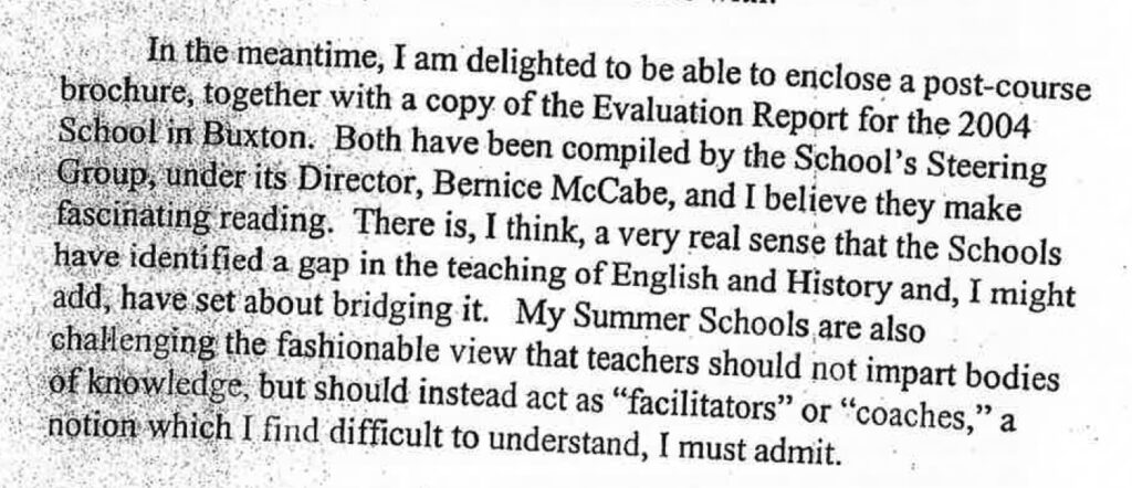 """Prince Charles challenged teachers as """"facilitators"""", letters reveal"""