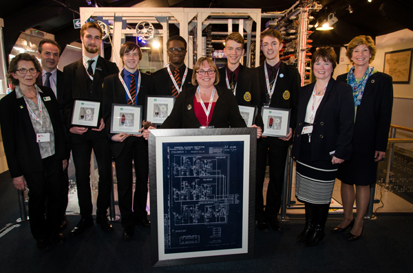 Cyber enthusiasts win challenge