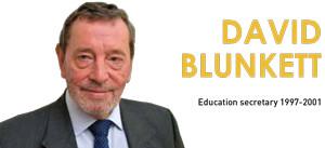 'If I were education secretary (again)...'