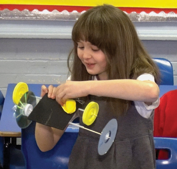 Primary science scheme released