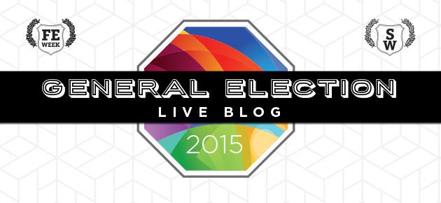 LIVE: General election 2015