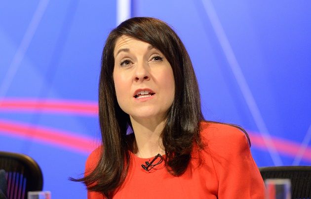 Labour leadership hopeful Kendall to announce plans to send businesses and trade unionists into schools