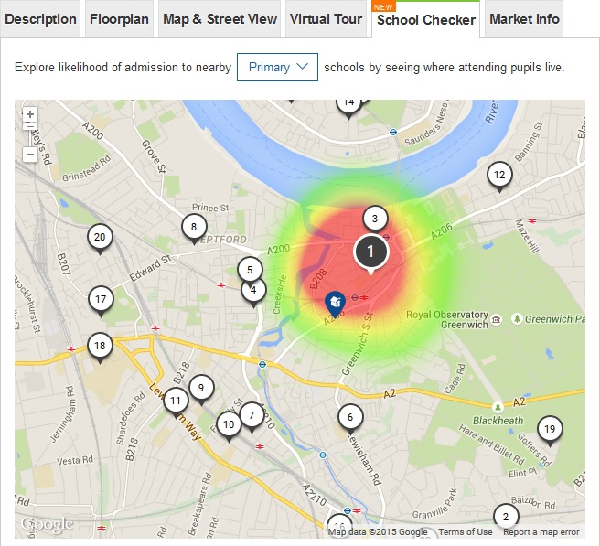 Property website lets home hunters check schools' Ofsted ratings