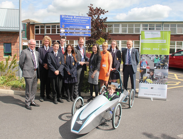 Students switch on to STEM
