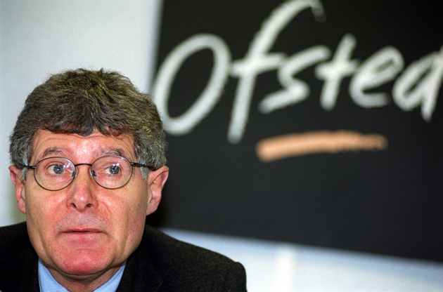 Sir Chris Woodhead, ex-chief Ofsted inspector, dies aged 68