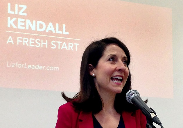 Kendall challenged over 'comfortable rhetoric' on aspiration after business and union school visits pledge