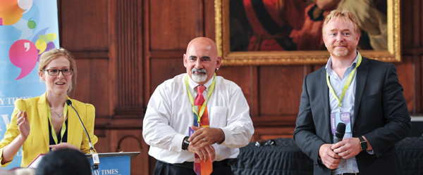 Dylan Wiliam urges teachers to use a variety of learning preferences