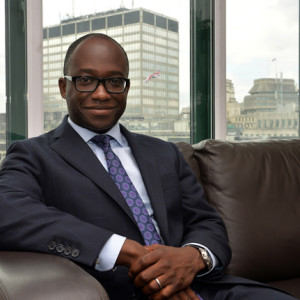 Sam Gyimah, junior minister for childcare and education, DfE