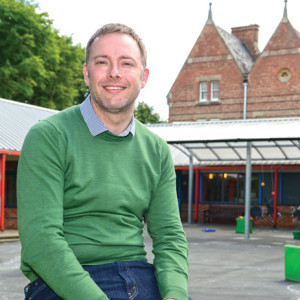 Simon Knight, deputy head, Frank Wise School