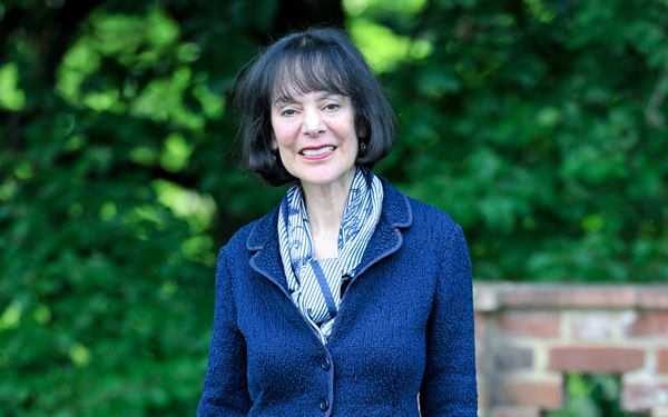 Carol Dweck, professor of psychology, Stanford University