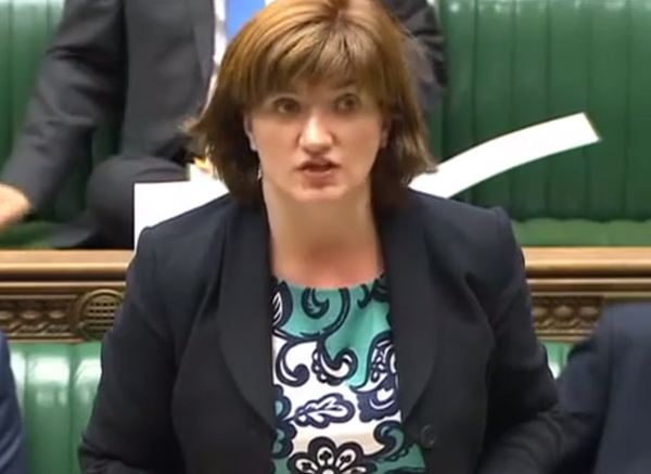 Nicky Morgan's three messages for school leaders