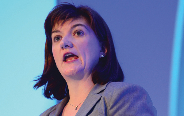The questions Nicky Morgan refused to answer