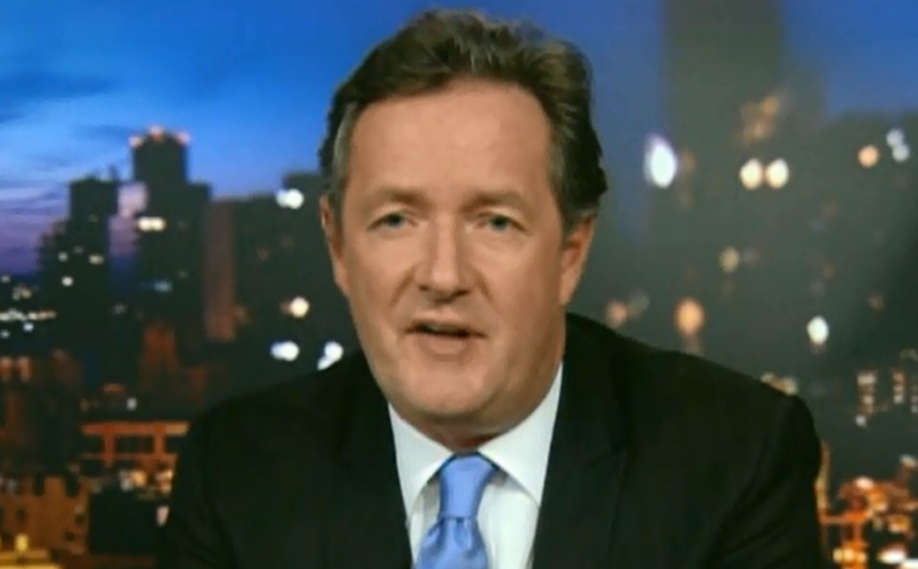 Former Daily Mirror editor Piers Morgan calls for state education to be 'constantly improved'