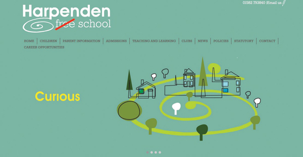Harpenden free school drops 'free' from its name