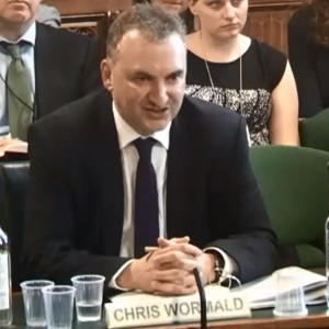 Department for Education boss Chris Wormald to move to health job after four years in post
