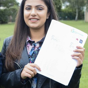 Struggling pupils excel thanks to secondary modern's extra support