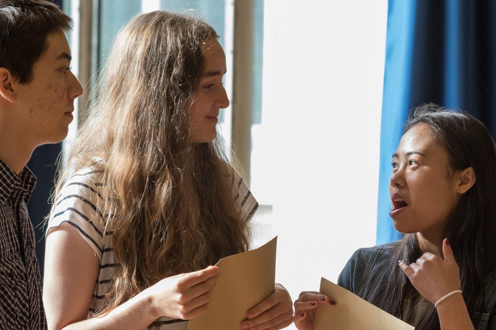 Birmingham school marks improvement with GCSE results rise