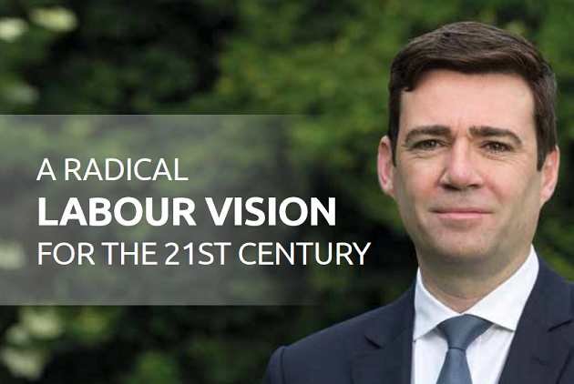Andy Burnham pledges return of academies to local authority oversight