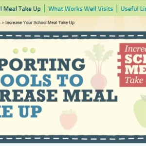 Increase School Meal Take UP