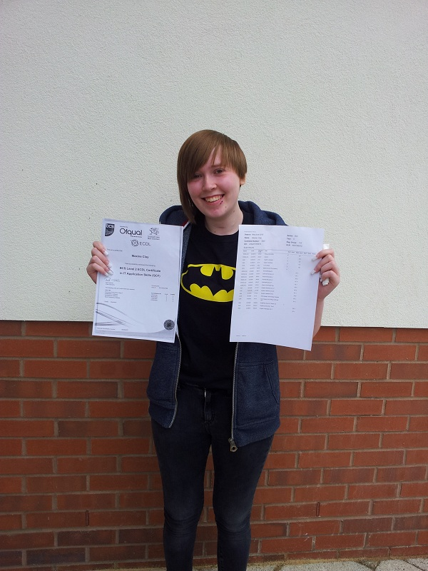 Derbyshire pupil triumphs in GCSE results after near death experience