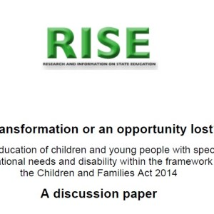 RISE report