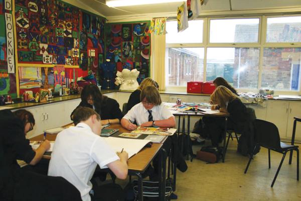 Bumper increase in English results at Sir John Gleed School