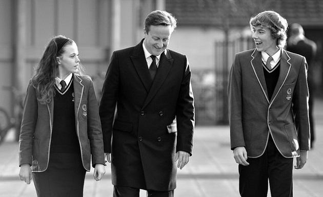 David Cameron announces 18 new free schools