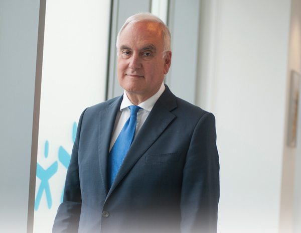 Sir Michael Wilshaw, chief inspector, Ofsted