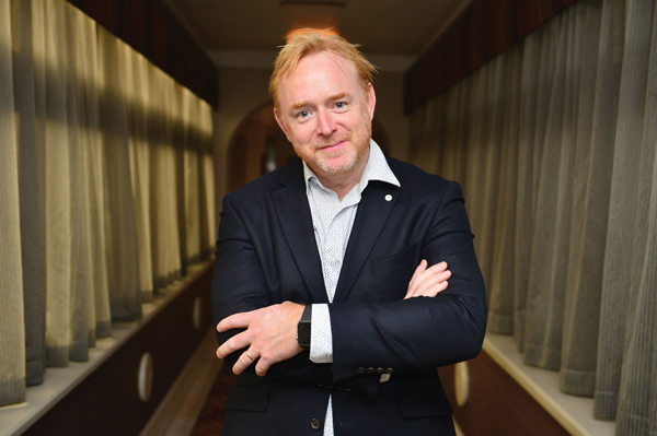 David Didau, consultant, blogger and tweeter