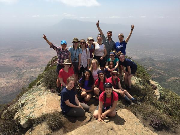 Conquerors return from Mt Kilimanjaro
