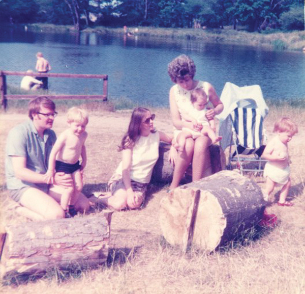 family holidays in the 70s