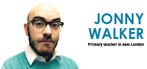 'It's cushy to be a male primary school teacher'