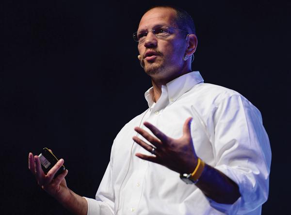 Doug Lemov, author and managing director of Uncommon Schools