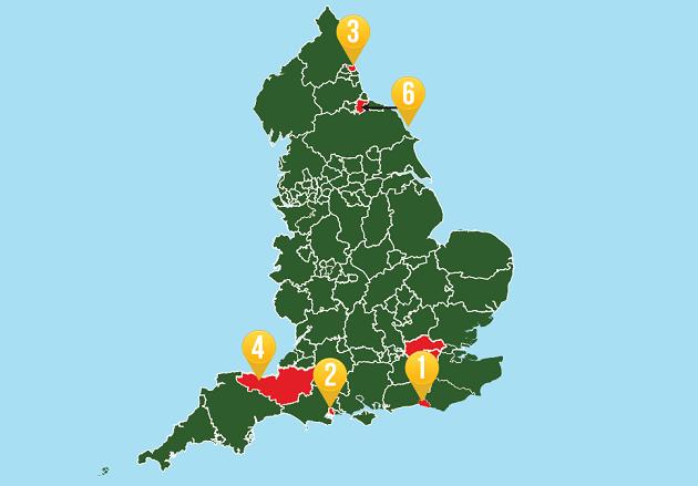 Secrets of the best GCSE improvers in 2015