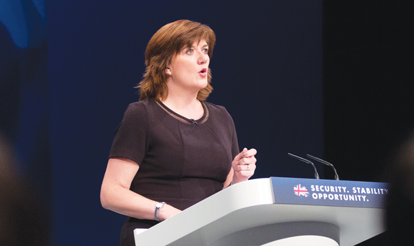 Nicky Morgan accuses academy 'enemies' of underhand tactics and intimidation