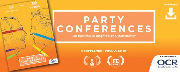 Party conferences 2015