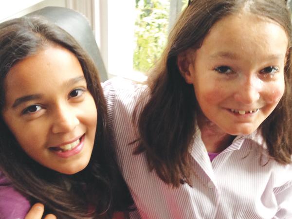 Epidermolysis bullosa sufferer Sohana Collins honoured in Pride of Britain awards