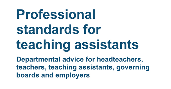 The Teaching Assistants Standards report that Nicky Morgan doesn't want you to see
