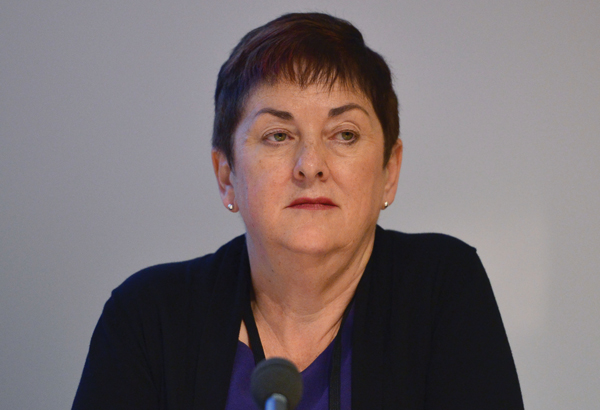 Bousted slams 'insane' curriculum as she calls for joint union action