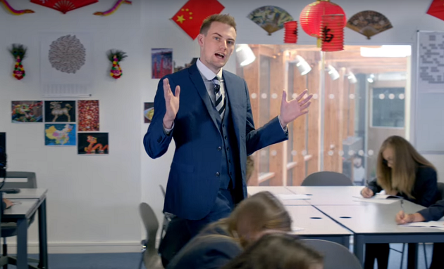 Advertising watchdog launches investigation into teacher recruitment advert after 95 complaints