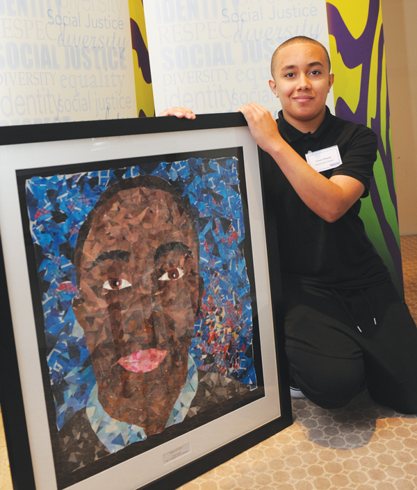 Self-portrait takes top honours
