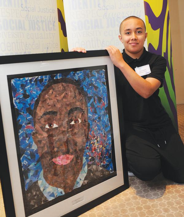 Self-portrait takes top honours