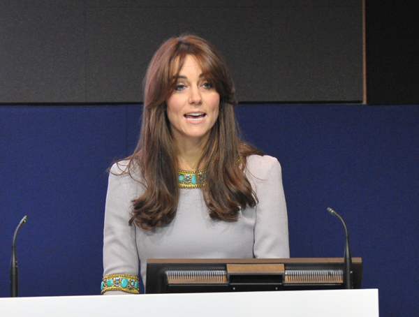 Duchess supports Place2Be charity