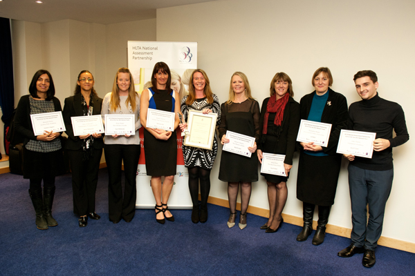 Barnsley teaching assistant wins top award