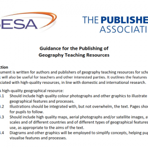 Don't focus on tests, do include high quality photos - says new textbook guidelines
