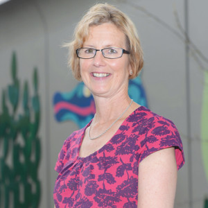 Julie Overend, teacher, Nottingham Children's Hospital School