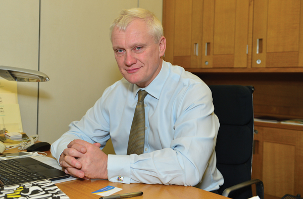 Graham Stuart, former chair of the education select committee