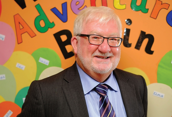 Chris Tweedale, chief executive, CfBT Schools Trust